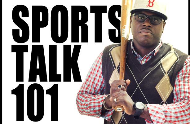 SPORTS TALK 101 feat