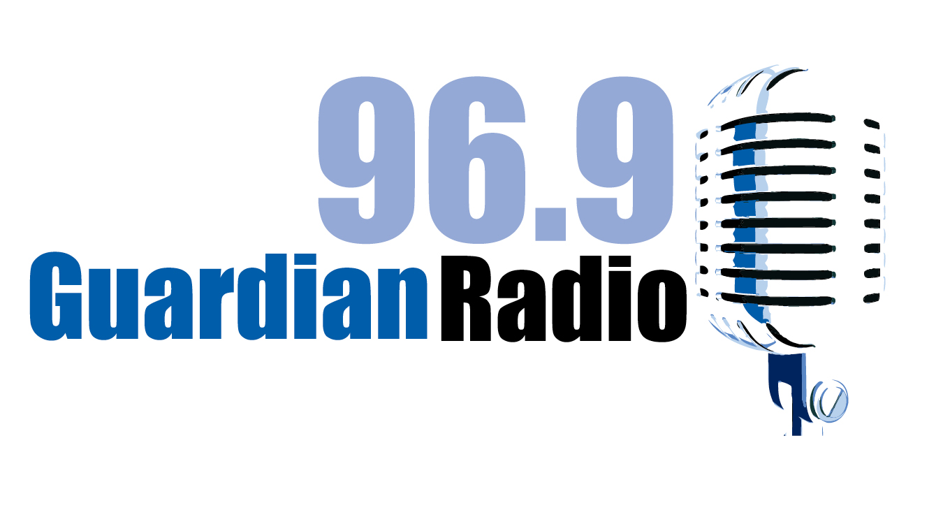Guardian Radio logo microphone 10Mar12